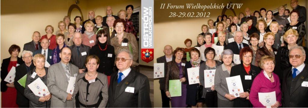 II Forum Wielkopolskich UTW