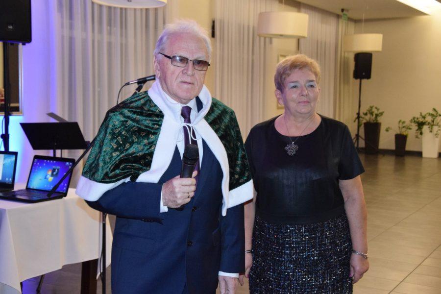 Józef Kozan i Aleksandra Biegańska