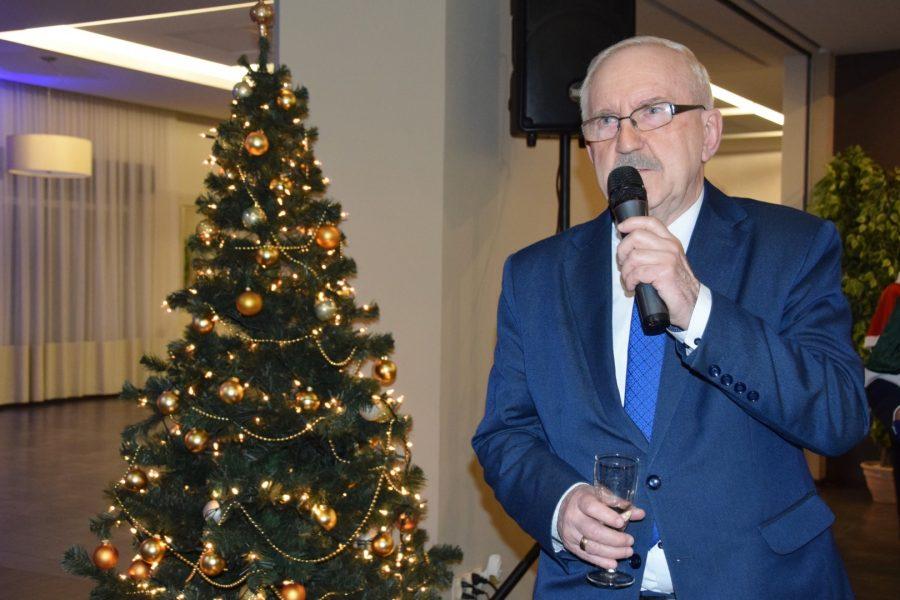 Tadeusz Sarnowski Dziekan SAN